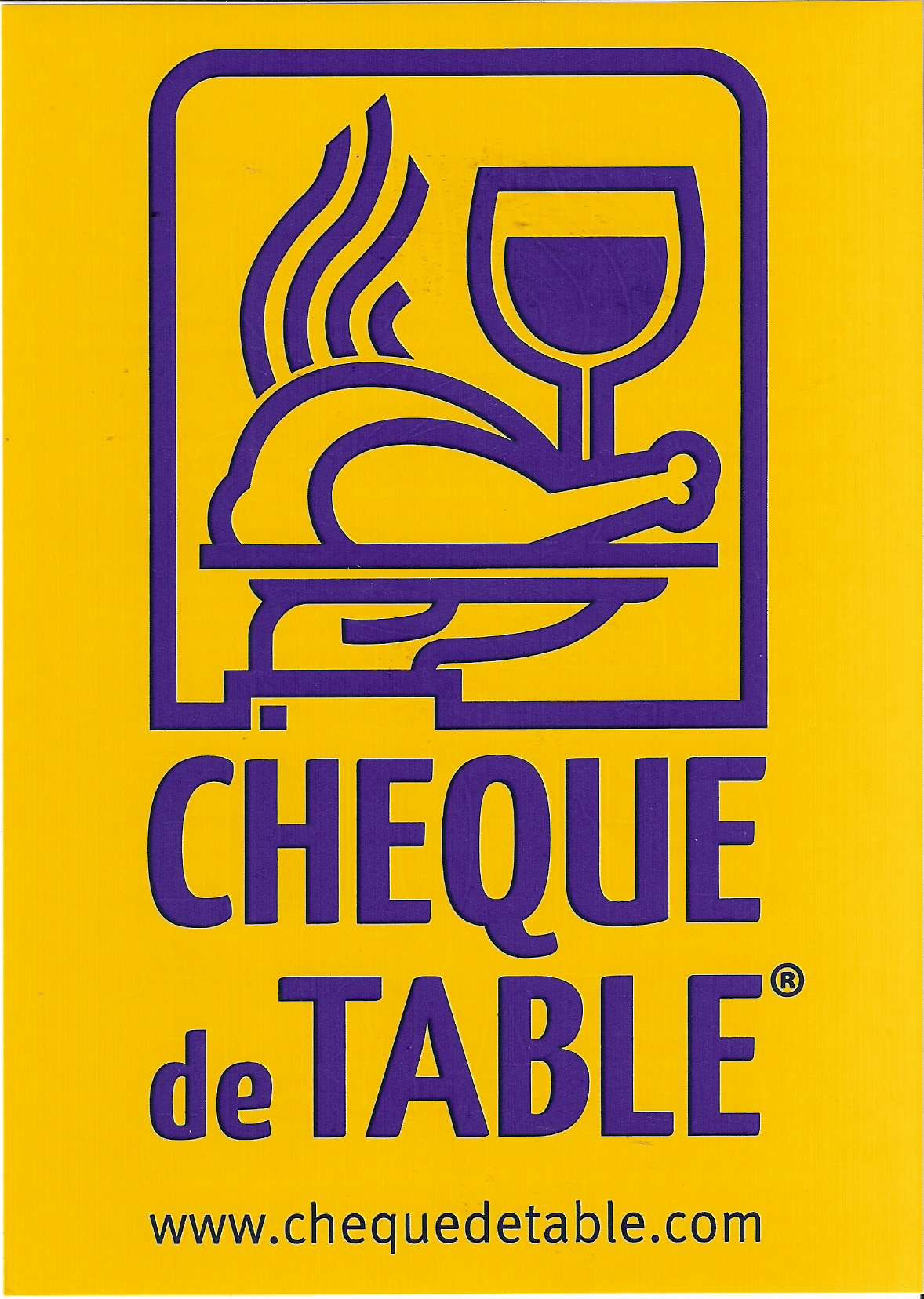 cheques de table - hotelfrance24